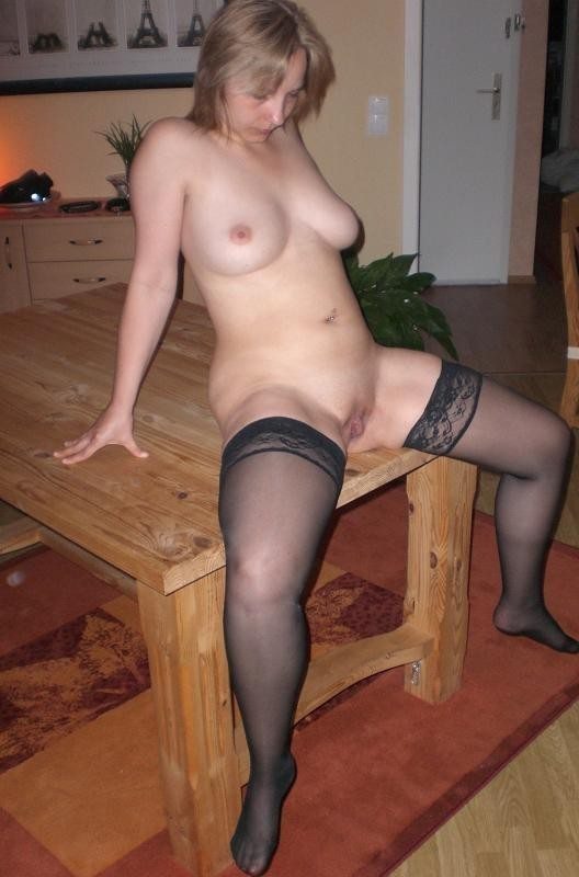 fat blond pussy