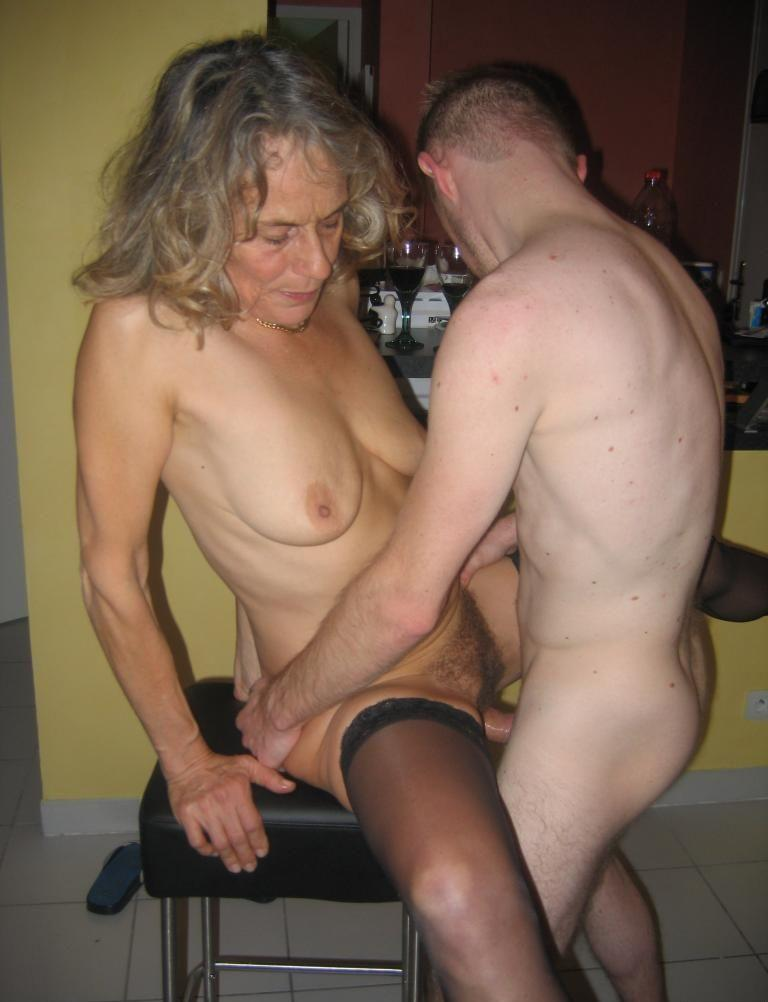 Grandmother with grandson sex clips