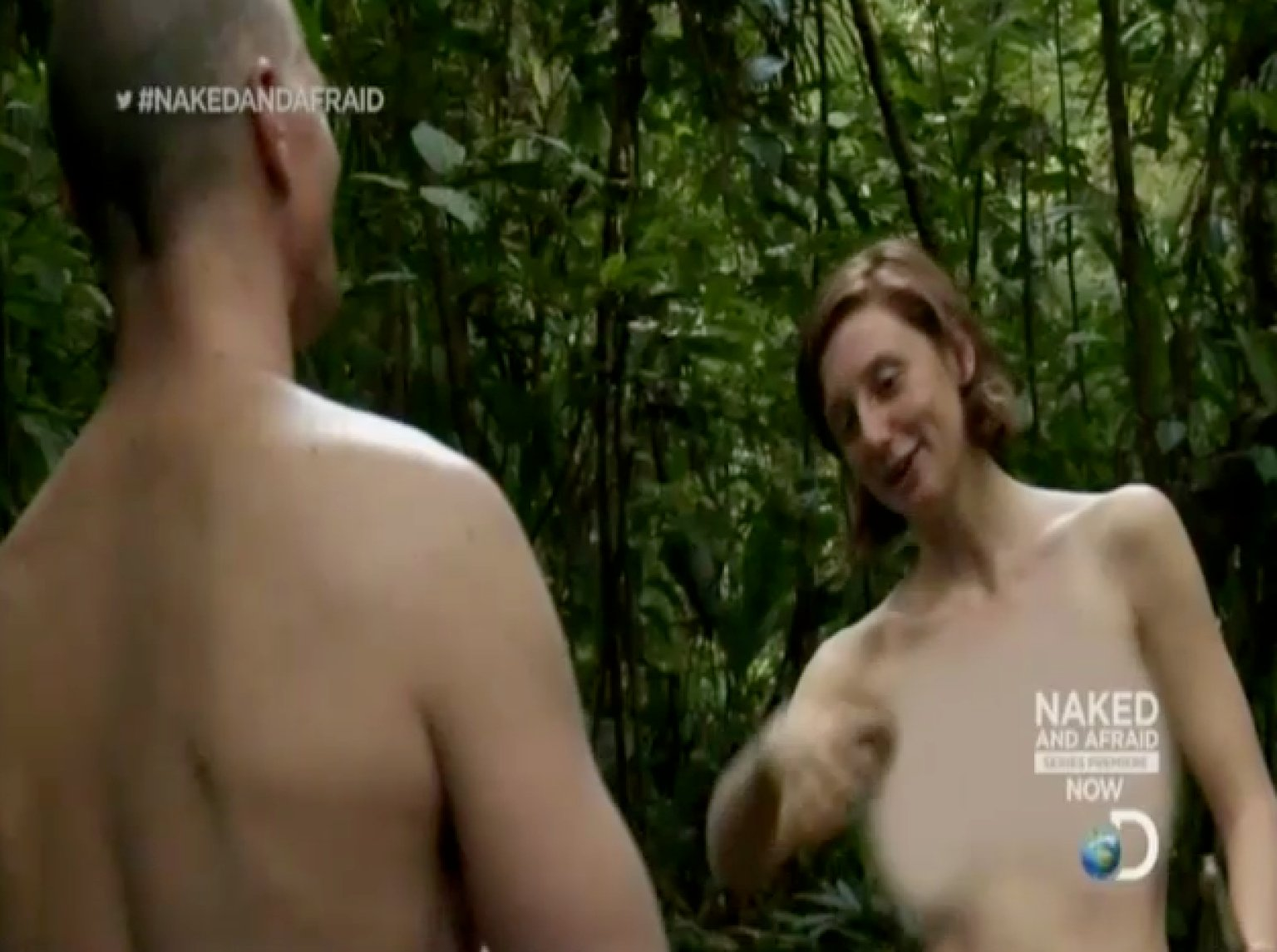 naked survival nude porn